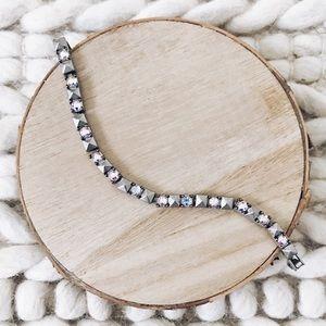 Kendra Scott Phillipe Link Bracelet Silver NWOT